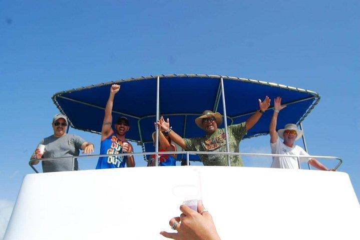 Punta Cana Private Catamaran & Party Boat with Water Slide and Open Bar, Punta de Cana, REPUBLICA DOMINICANA