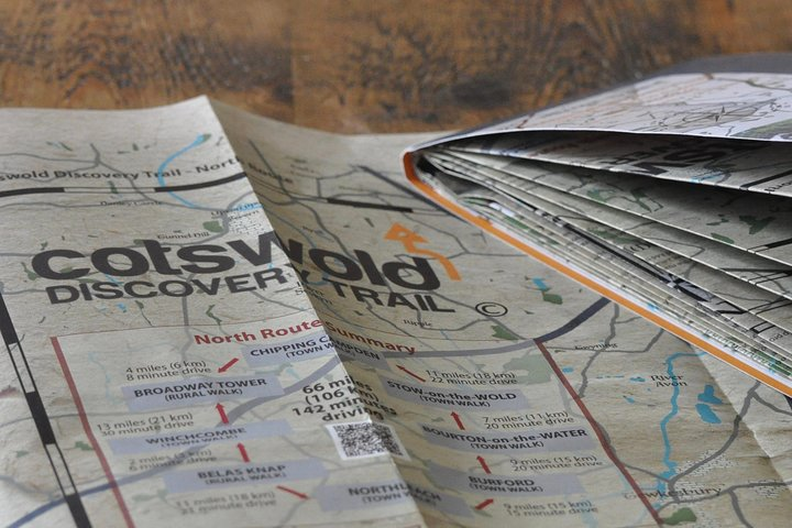 Cotswold Discovery Trail Self-Guided Tour, ,