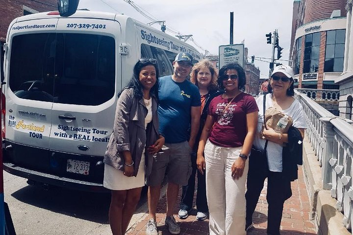 The Real Portland Tour: City and 3 Lighthouses Historical Tour with a Real Local, Portland, ME, ESTADOS UNIDOS