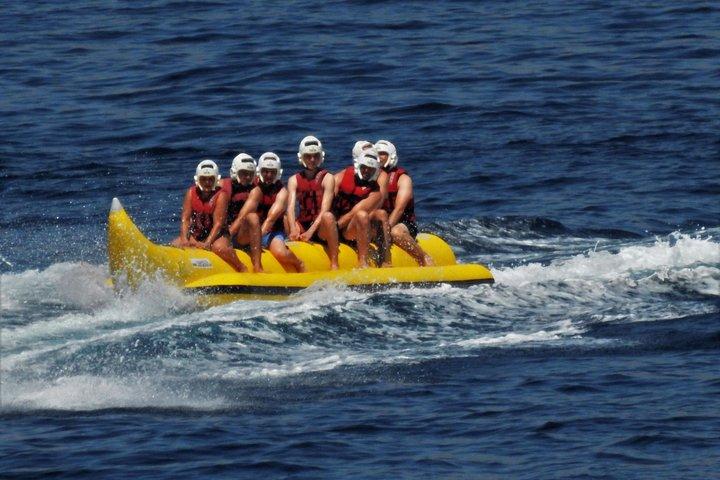 Banana Boat in Benidorm, Benidorm, ESPAÑA