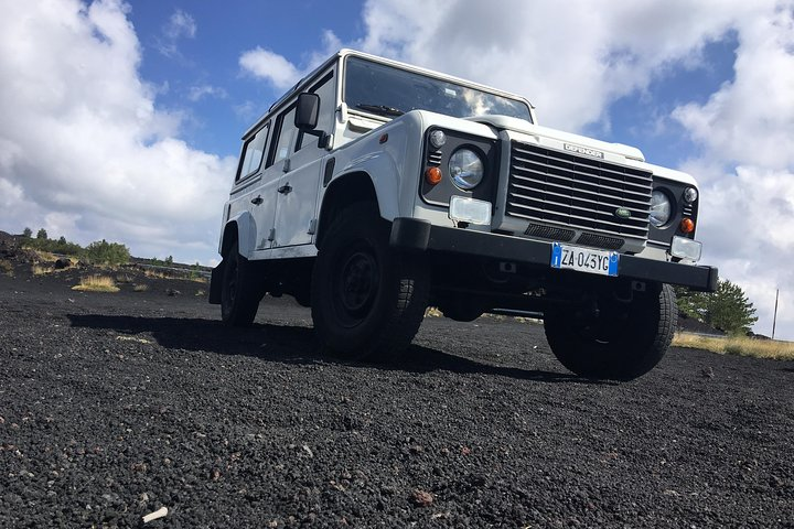 Mount Etna Jeep 4x4 Full Day Tour from Catania or Taormina, ,