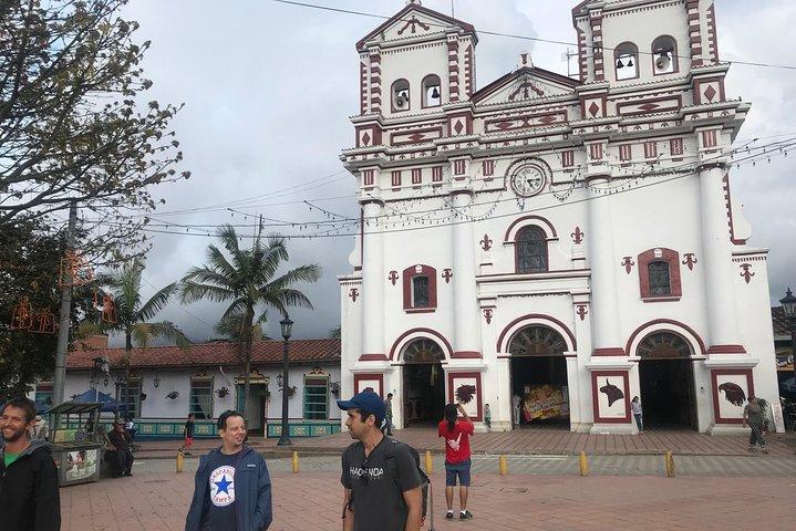 Guatape colorfull town, Medellin, COLOMBIA