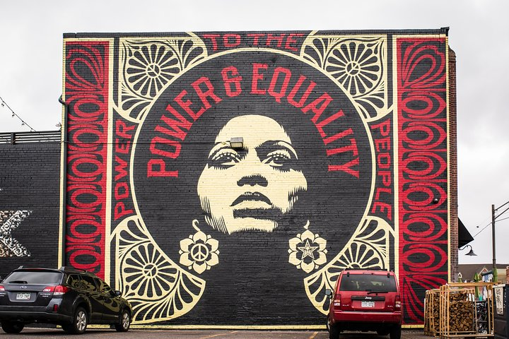 Denver Graffiti Tour, Denver, CO, ESTADOS UNIDOS