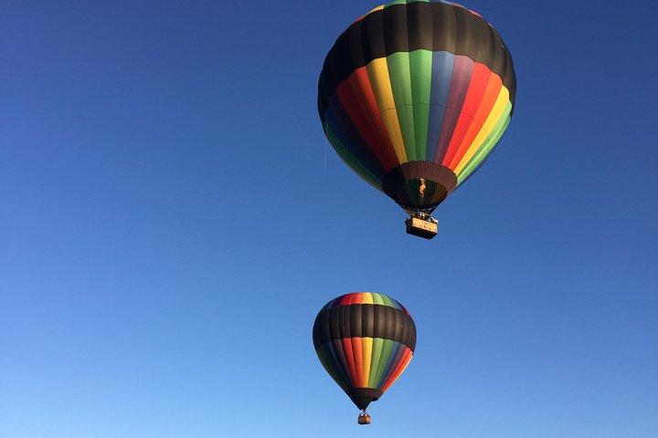 Hot Air Balloon Flight Over Black Hills, Custer, SD, ESTADOS UNIDOS