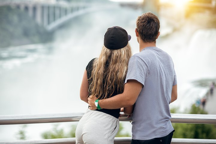 Luxury Niagara Falls Day Trip from Toronto with Cruise and Lunch, ,