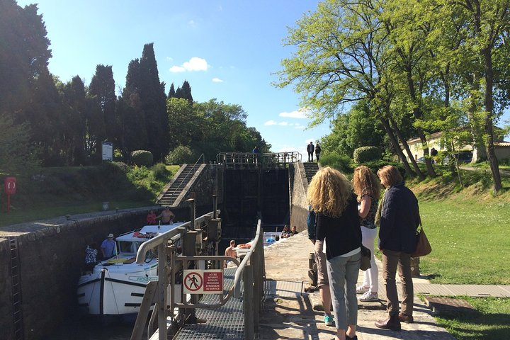 Day tour to Toulouse and the Canal du Midi. Private tour from Carcassonne., Carcasona, FRANCIA