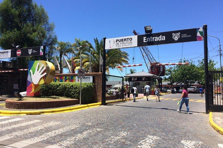 Tour de San Isidro y Delta del Tigre para grupos pequeños, Buenos Aires, ARGENTINA