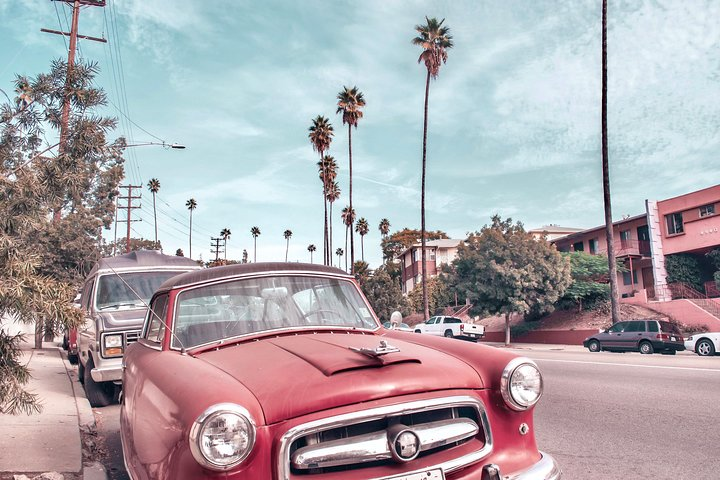 Private Photo Walk in Los Angeles - with Personal Photographer and Color Stylist, Los Angeles, CA, UNITED STATES