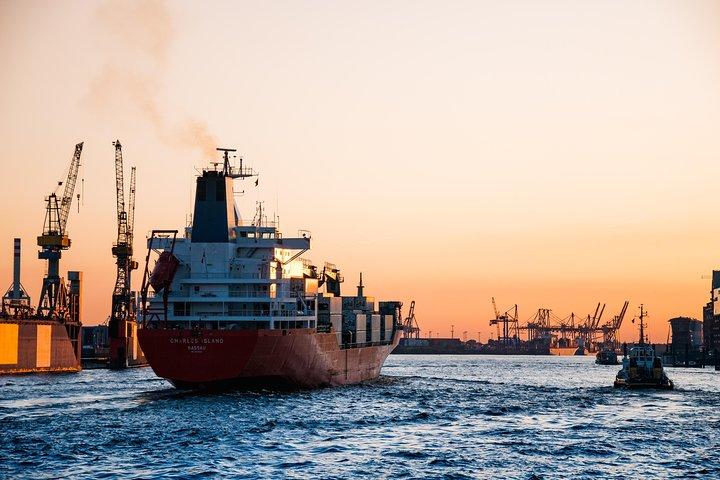Excursão a St. Pauli e porto de Hamburgo, Hamburgo, Alemanha