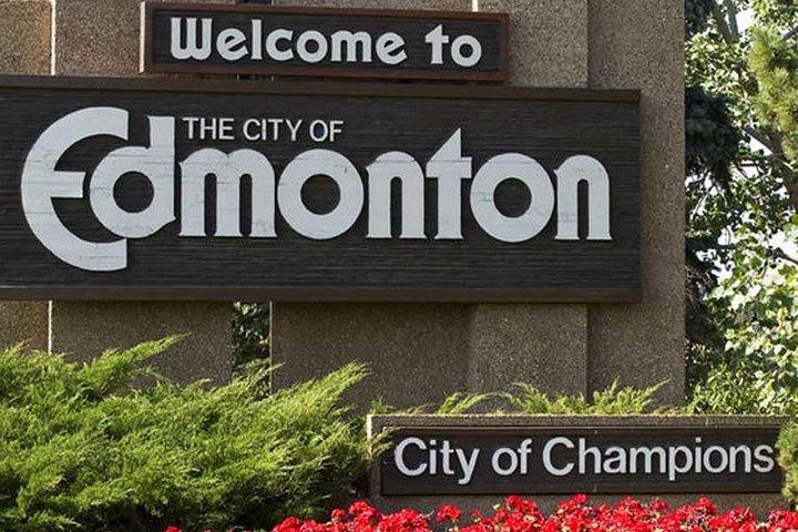 Edmonton Clue Solving Adventure - Trail of Champions, Edmonton, CANADA