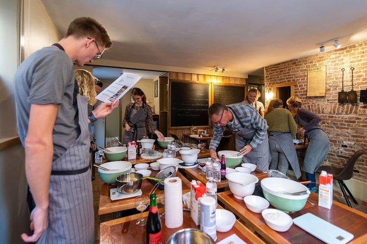 The Waffles -n Beer Workshop, Brujas, BELGICA