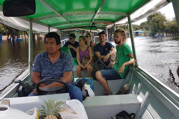 Excursão de aventura na selva amazônica de 4 dias, Manaus, BRASIL