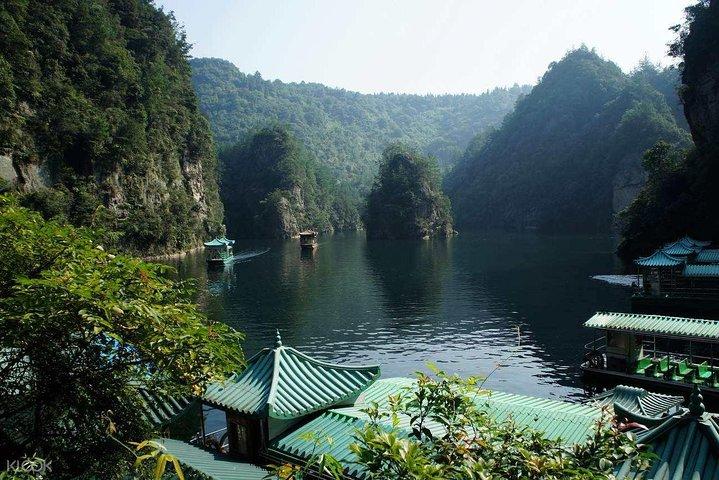 Zhangjiajie Grand Canyon with Glass Bridge and Baofeng Lake Private Day Tour, Zhangjiajie, CHINA