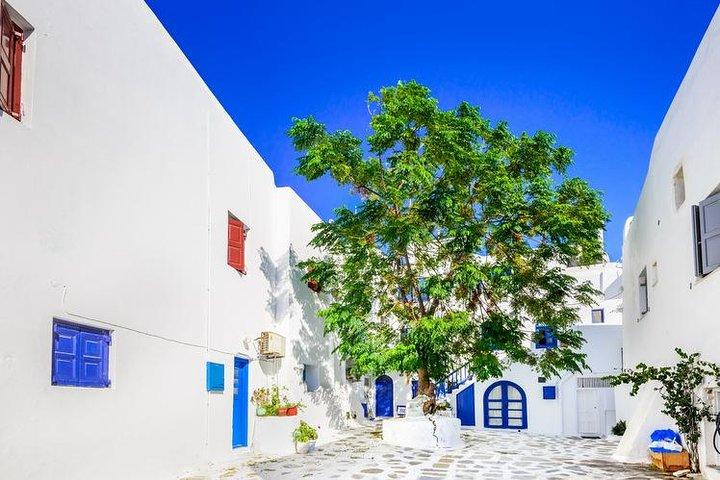 Recorrido de medio día por la ciudad e isla de Mykonos, Miconos, GRECIA