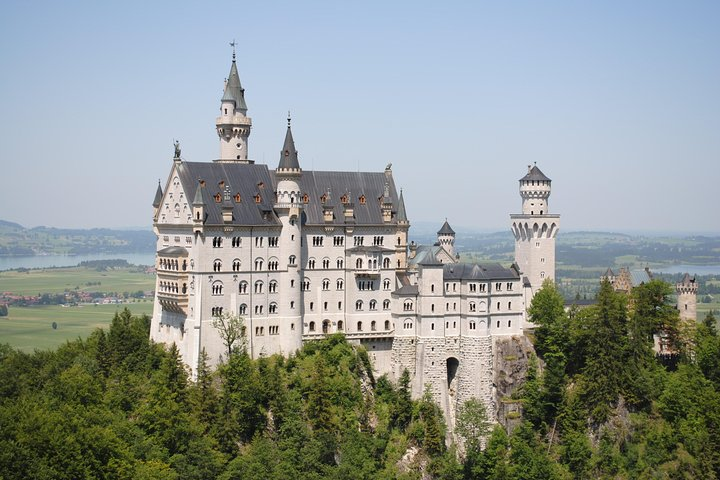 Neuschwanstein Castle Private Tour from Salzburg, Fuessen, GERMANY