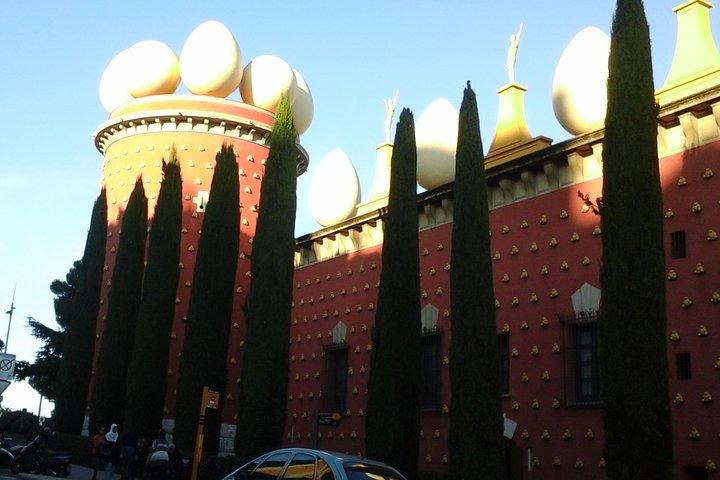 Surreal experience: visit the Dalí museum, Barcelona, ESPAÑA