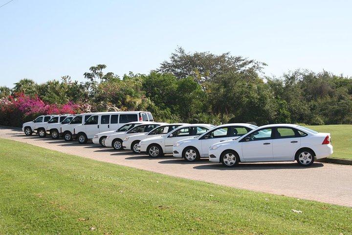 Traslado de ida y vuelta al aeropuerto de Puerto Vallarta para grupos pequeños, Bucerias, MEXICO