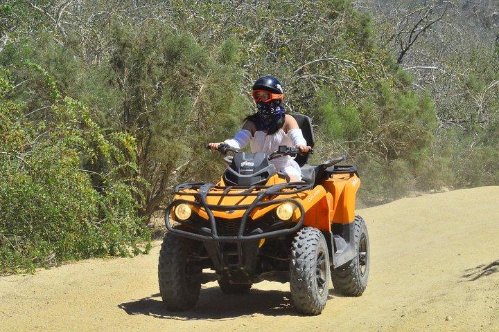 Cabo San Lucas - Beach and Desert 4x4 ATV Tour, Los Cabos, Mexico