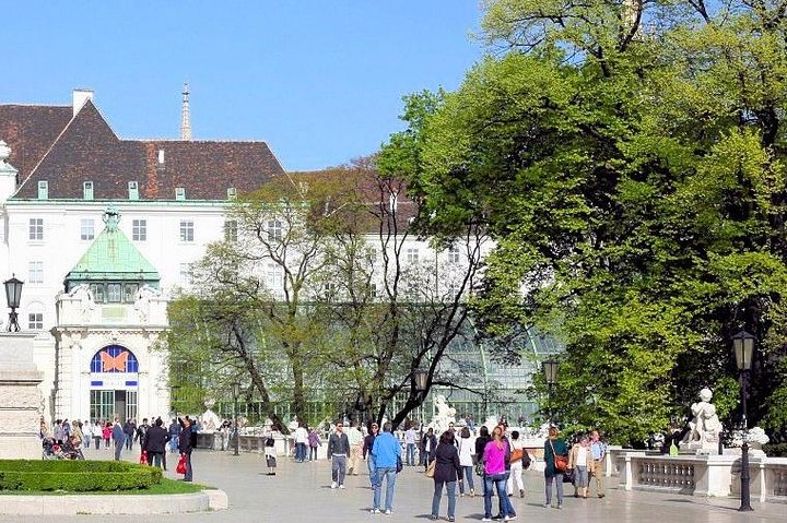 Schmetterlinghaus - Entrada de Viena a la Casa Imperial de las Mariposas, Viena, AUSTRIA