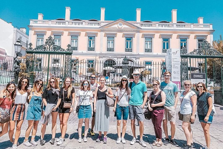 Recorrido privado a pie por lo mejor de Lisboa, Lisboa, PORTUGAL