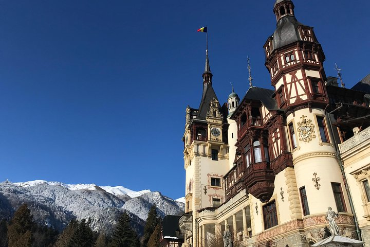 Visitas guiadas de los castillos desde Brasov, Brasov, RUMANIA