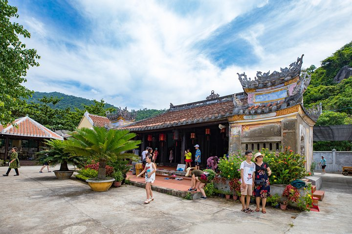 FULL-DAY CHAM ISLAND DISCOVERY & SNORKELING from HOI AN, Hoi An, VIETNAM