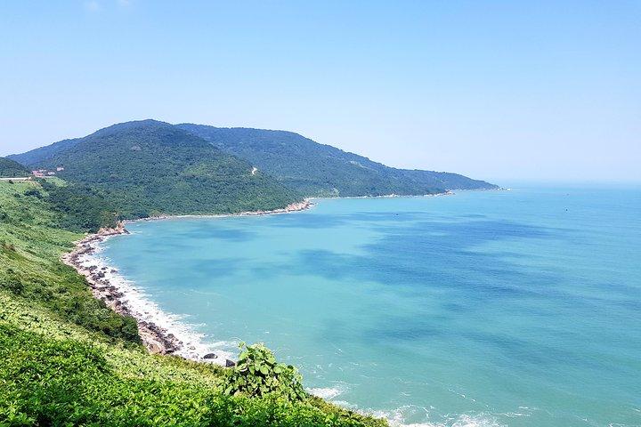 Full-day JEEP TOUR TO SON TRA PENINSULA & HAI VAN PASS from HOI AN, Hoi An, VIETNAM
