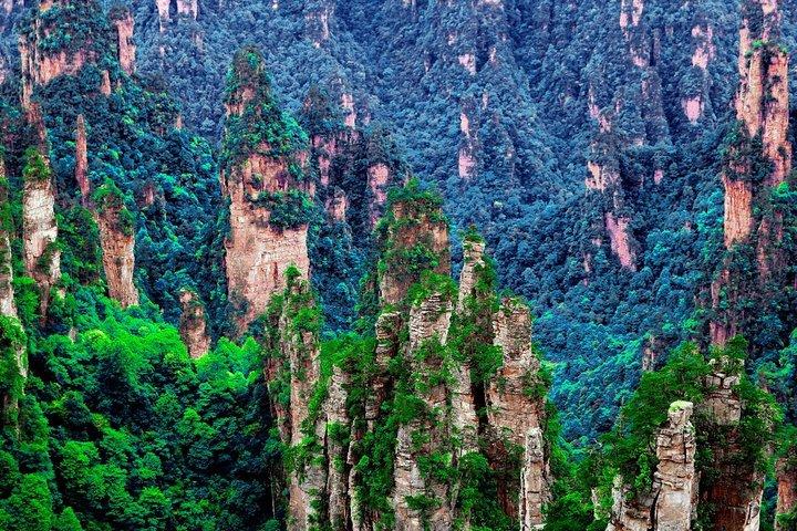 Zhangjiajie Private 4-Day Tour: Enshi Grand Canyon And Tianmen Mountain, Zhangjiajie, CHINA