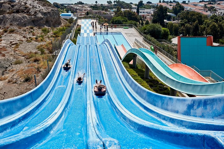 Skip the Line: Aquatica Water Park Kos Ticket, Cos, Grécia