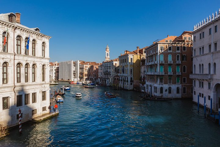 Ticket & audioguide for Grand Canal, Veneza, Itália
