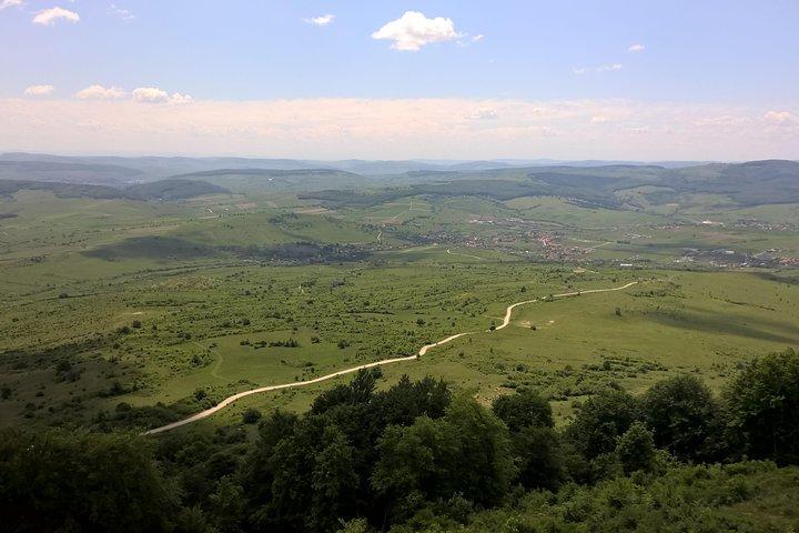 Day trip to Praid salt mine and biggest statue of Jesus in Eastern Europe, Brasov, RUMANIA