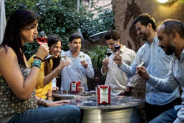Wine Tasting and Tapas in the ancient Town of Zaragoza, Zaragoza, ESPAÑA