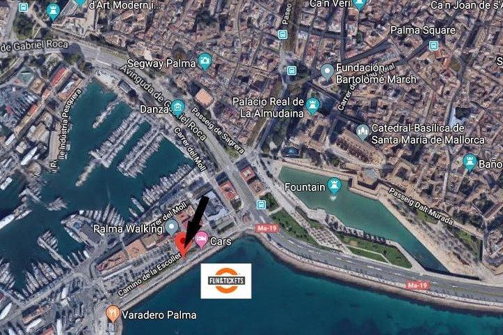 Excursión de día completo a las cuevas dels Hams y Drach con Puerto Cristo y tienda de perlas en Mallorca, Mallorca, ESPAÑA