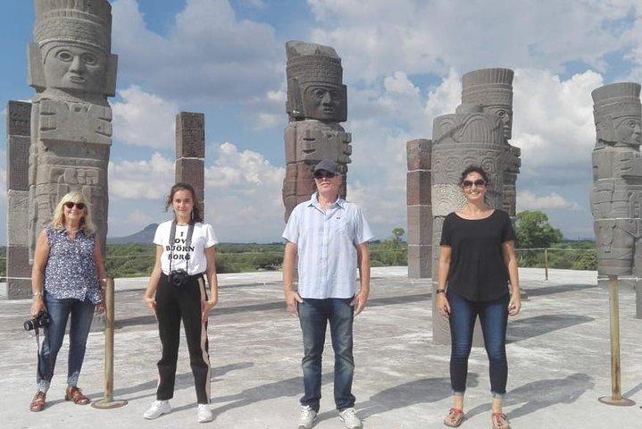 Private Tour: Tula and Tepotzotlan Day Trip from Mexico City, Ciudad de Mexico, Mexico