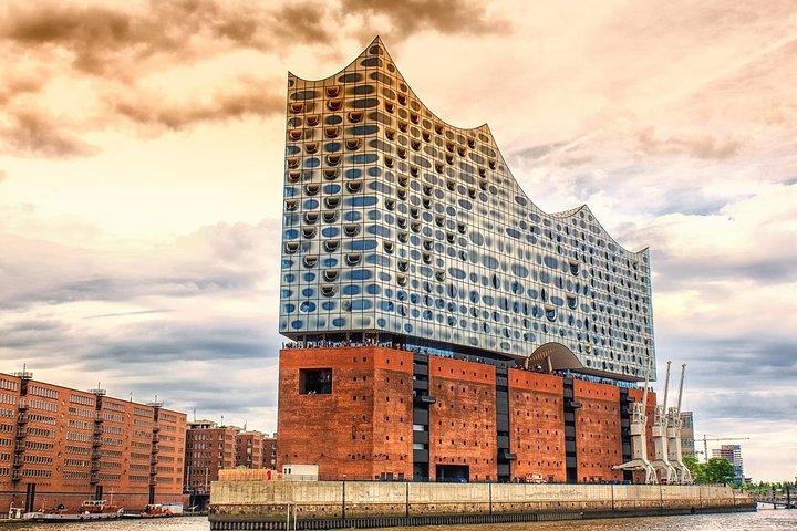 Hamburg Package: Bus City Tour, Harbor Cruise, Alster Cruise, Hamburg, GERMANY