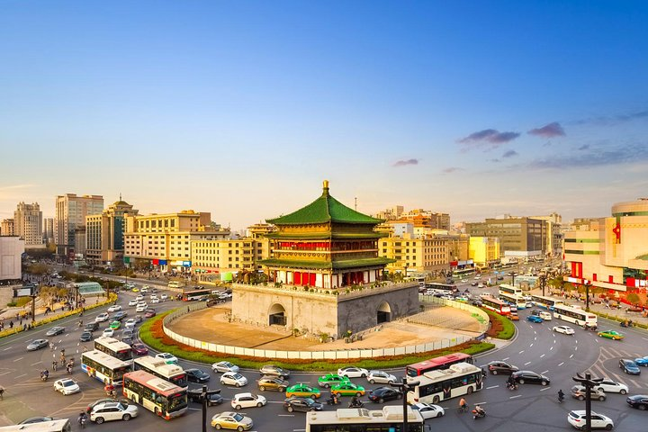 2 Days Beijing Xian Tour by Bullet Train with Hotel, Beijing, CHINA