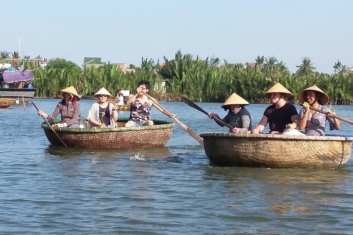 Buffalo Riding and basket boat tour from Da Nang, Da Nang, VIETNAM
