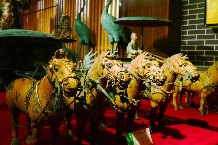 4-Hour Private Xian Tour to Terracotta Warriors with Airport Transfer Option, Sian, CHINA