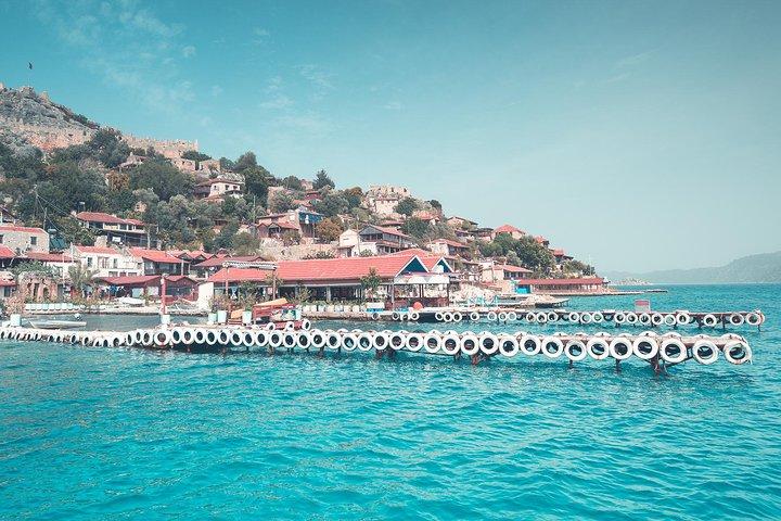 From Demre: Private Boat Trip to Kekova, Kas, TURQUIA