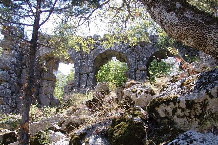 Termessos And Düden Waterfall, Antalya, TURQUIA