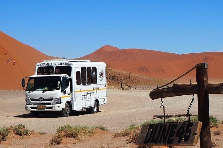 3-Day Sossusvlei Express Accommodated Safari from Swakopmund, Swakopmund, NAMIBIA