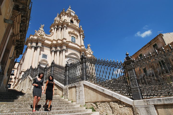 Tour of Sicily to visit Taormina, Etna,Syracuse,Noto,Ragusa with private driver., ,