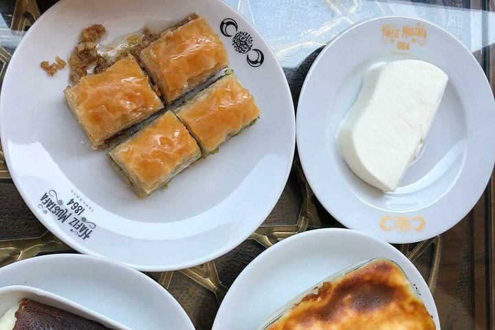 Evening Food and culture Tour - Dinner in Asia dessert in Europe, Istambul, TURQUIA