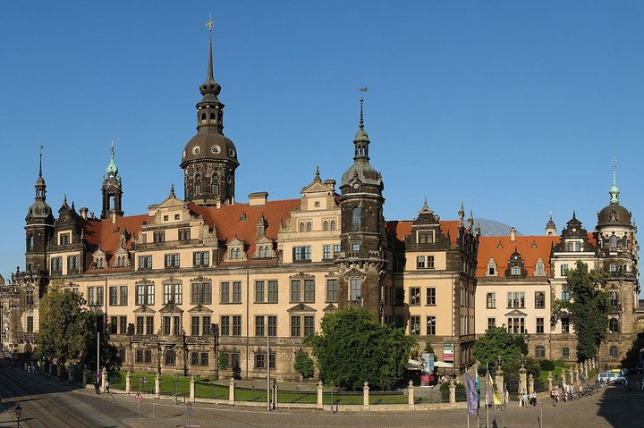 New Green Vault with Licensed guide, Dresden, ALEMANIA