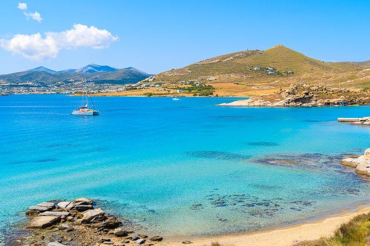 Daily Cruise from Paros to Delos Mykonos, Miconos, GRECIA