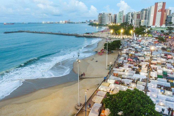 Fortaleza City Tour, Fortaleza, BRASIL
