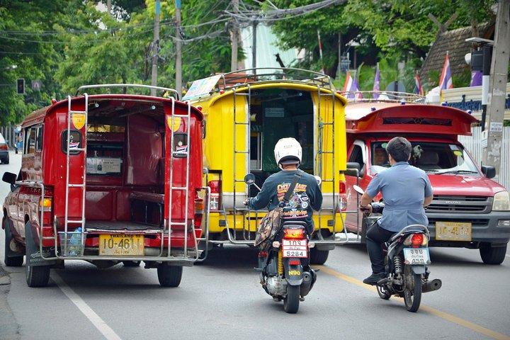The Venerable Landmarks of Chiang Mai, Chiang Mai, TAILANDIA