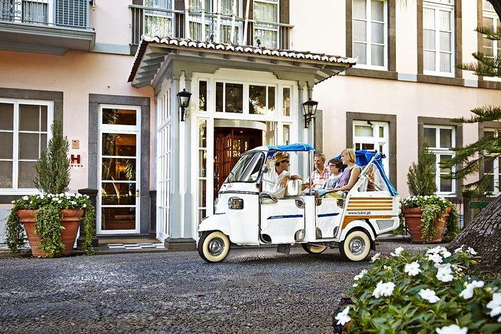 Excursão em Monte, Funchal, PORTUGAL