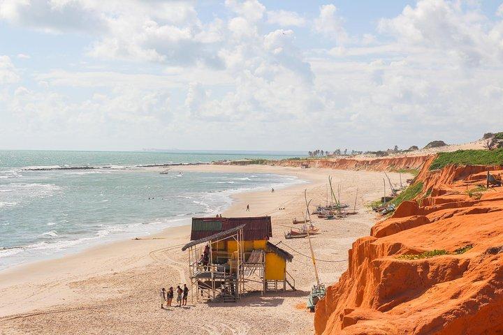 Tour to Canoa Quebrada Beach, Fortaleza, BRASIL