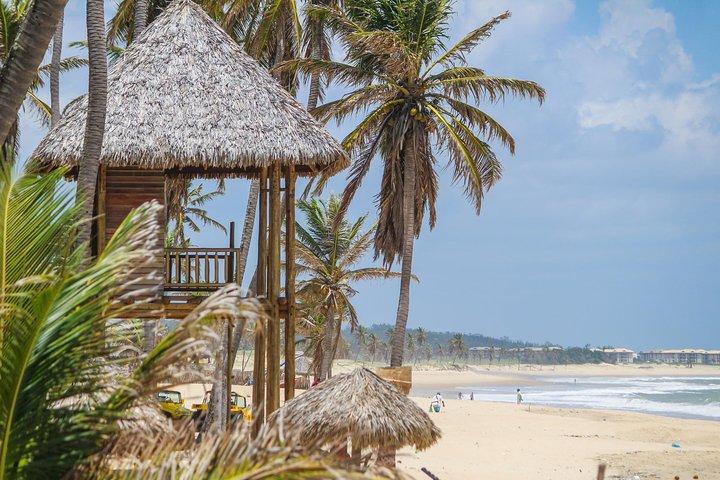 Tour to Cumbuco Beach, Fortaleza, BRAZIL